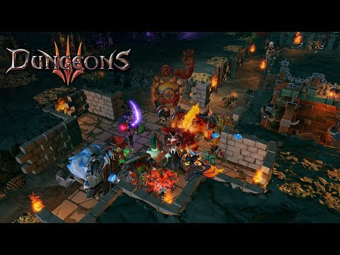 Dungeons 3 Youtube Video