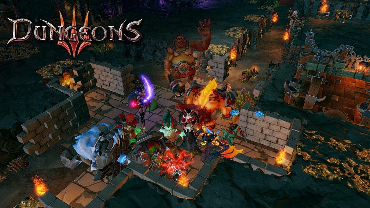dungeons 3 teaser eu