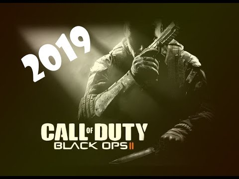 Call of Duty Black Ops 2 in 2019...