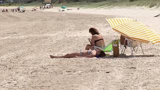 A partir de este sábado comienza el servicio de guardavidas en playas de Montevideo