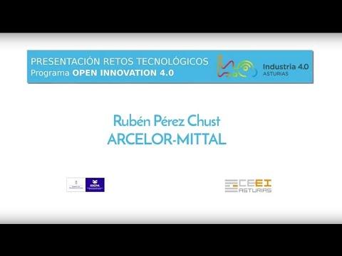 ARCELORMITTAL, retos Open Innovation 4.0