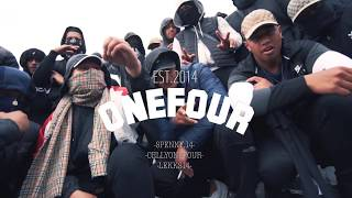 What You know - ONEFOUR - SPENNY14 X CELLYONEFOUR X LEKKS14