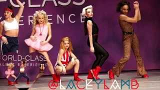 Dance Moms Tell Me what you want Full Song