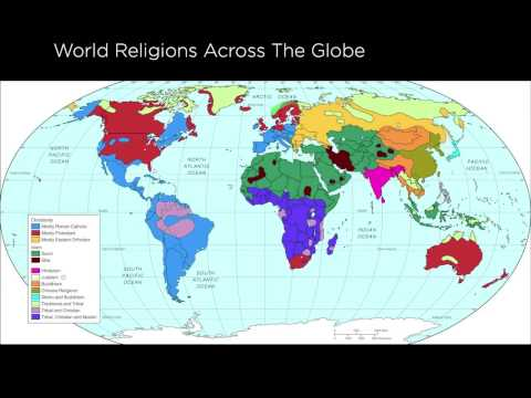 Comparative Religious Studies: Major World Religions