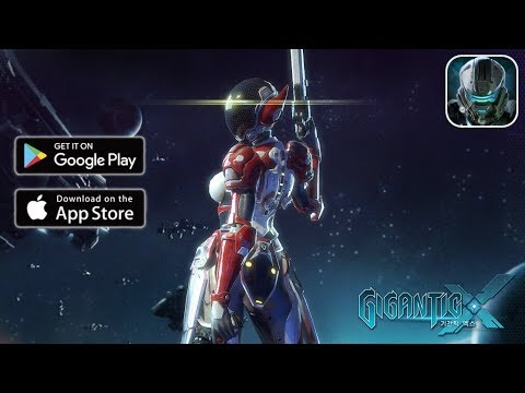 Gigantic X: Alien Shooter Mobile Official Release Gameplay (Android/iOS)