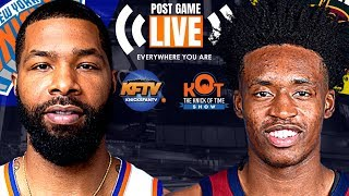 New York Knicks vs Cleveland Cavaliers Post Game Show: Highlights, Analysis & Caller Reactions