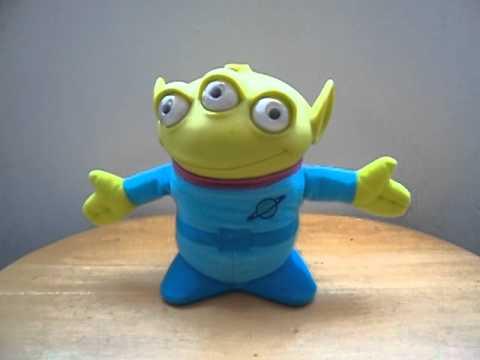 Marciano alien con sonidos toy story youtube - Cochon de toy story ...