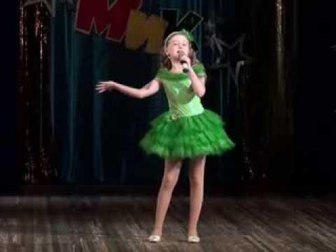 Я танцую, Ксения Незнамова муз  и сл  Анны Петряшевой