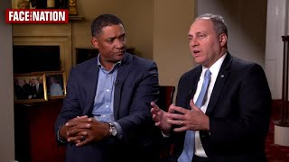 How Reps. Steve Scalise and Cedric Richmond disagree without being disagreeable