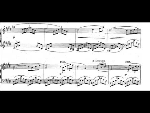 Debussy - Arabesque No. 1 (Ciccolini)