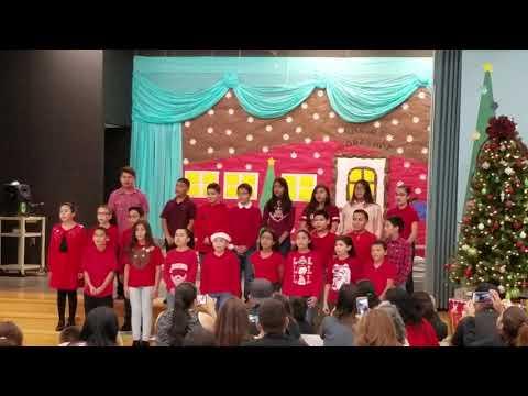 Hamblen ELEMENTARY SCHOOL DEC 2017 SANTIAGO