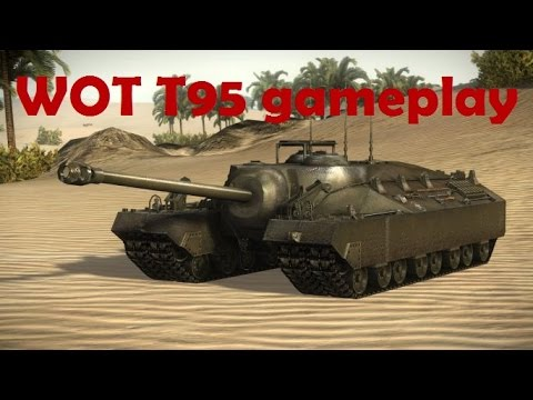 WOT-T95 (gameplay)