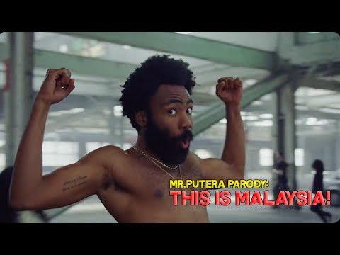 Mr.Putera Parodi:This Is Malaysia (Parodi This Is America)