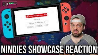Nindies Nintendo Direct REACTION - Was it Disappointing?  | RGT 85