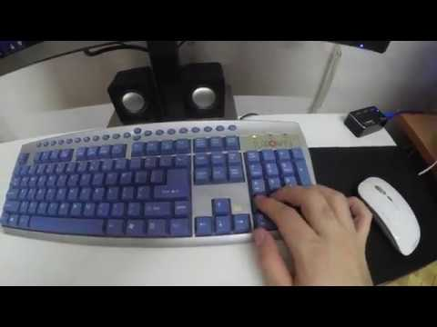 Why I Can't Type Numbers On Numeric Keyboard (Mouse Keys)