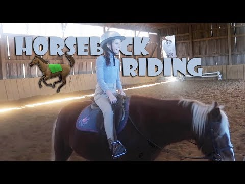 Horseback Riding Adventure 🐎 (WK 360.7) | Bratayley