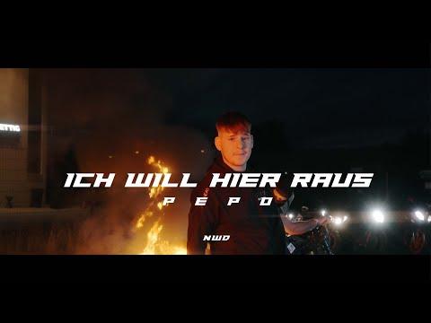 PEPO - ICH WILL HIER RAUS (prod. by BELI)