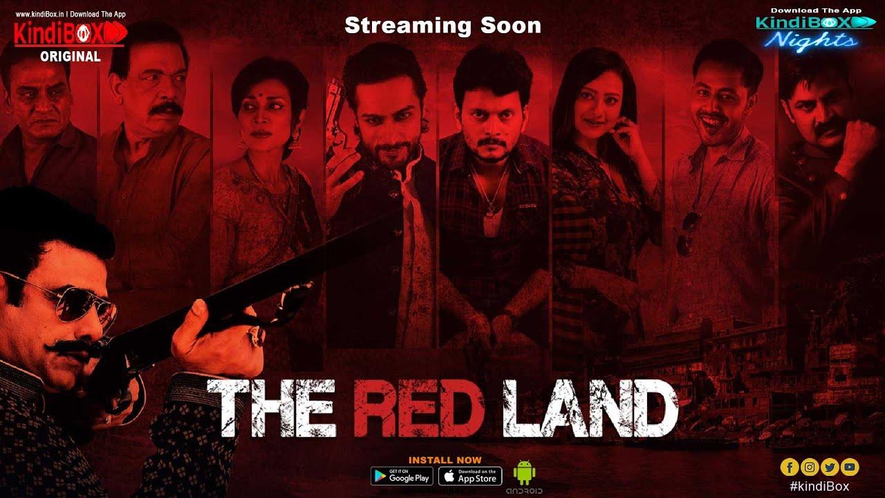 Official Trailer The Red Land  | New Web Series | KindiBOX | Abhimanyu Singh | Flora Saini |