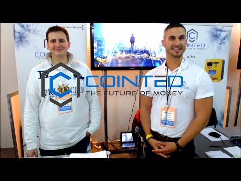 COINTED. (Cointed GmbH). Online Exchange, Smart Payments, Green Mining & ATM
