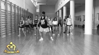 Danny Ocean   Me Rehúso   Choreography Zumba Sanzonetti