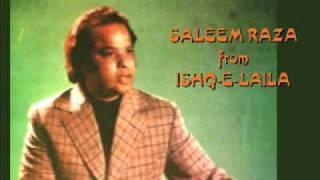 ISHQ-E-LAILA (1957) - Udass hai dil nazar parishan - Salim Raza(audio)