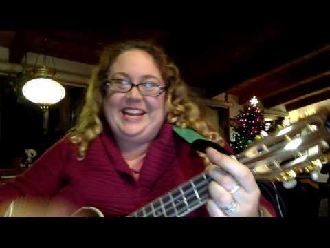 I Want A Hippopotamus For Christmas - John Rox (Ukulele Cover!)
