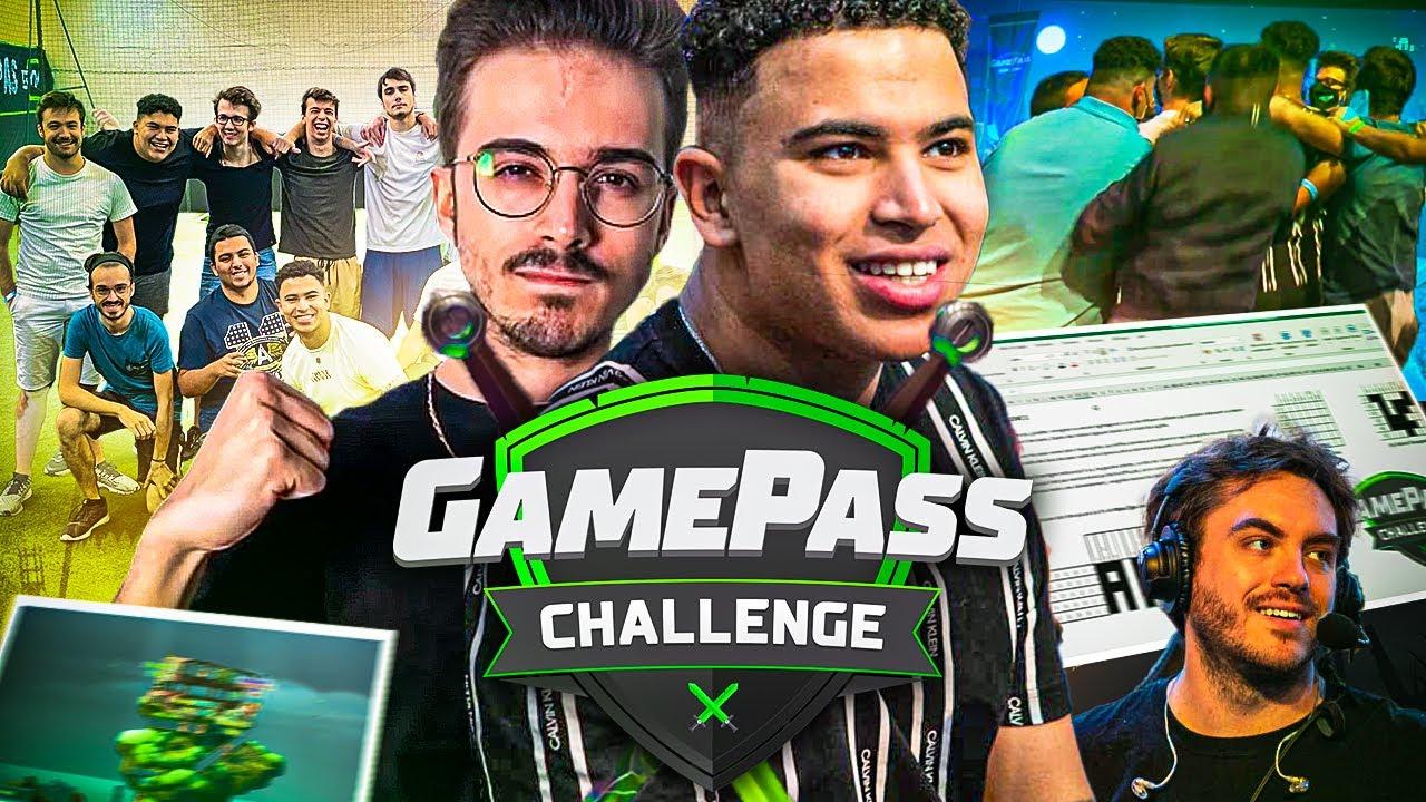 BEST OF Game Pass Challenge - GUILL & BICHARD - La Mafia UHC au sommet