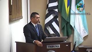 17ª Sessão Ordinária - Vereador Sérgio Leiteiro