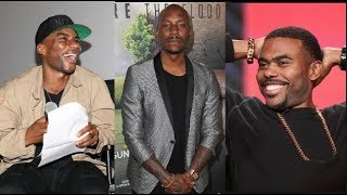 Video Tyrese Clowned By Charlamagne Tha God & Lil Duval For Lying About Will Smith Giving Him $5M download MP3, 3GP, MP4, WEBM, AVI, FLV November 2017