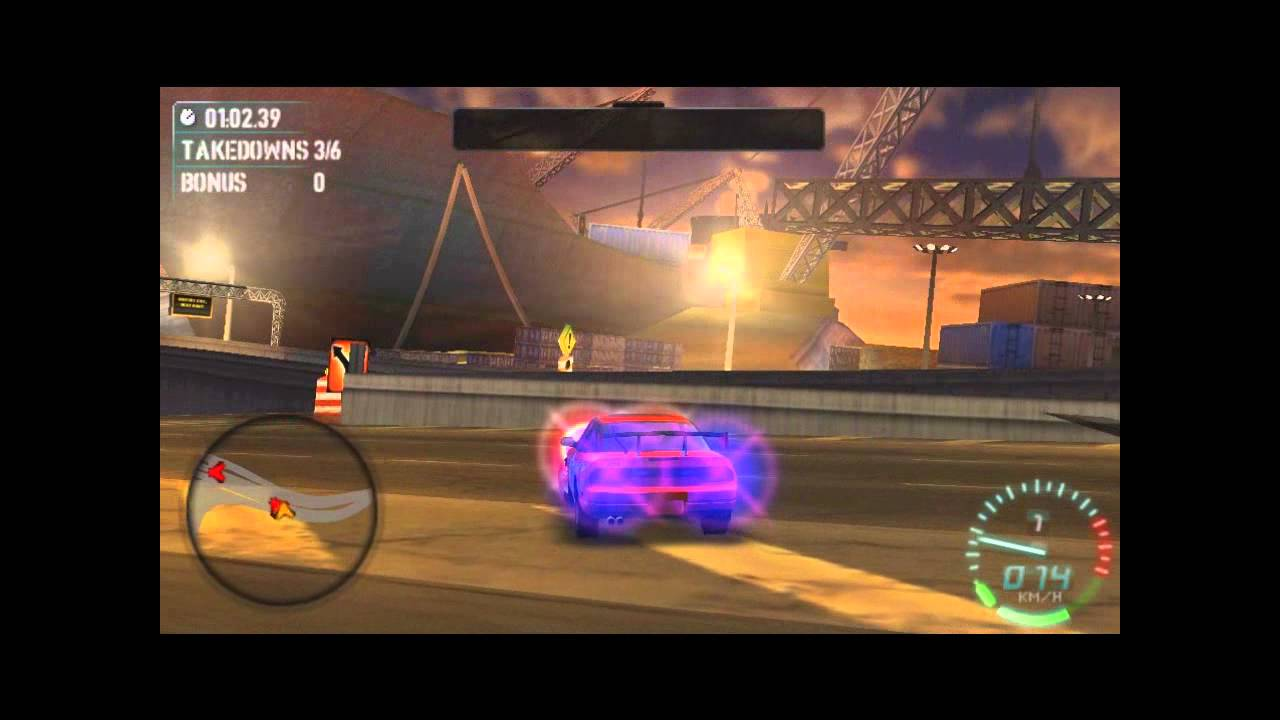 Need For Speed Carbon Own The City Cheats Superspeed For Psp And
