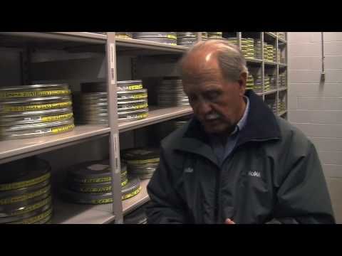 MoMA Film Preservation Center: Tour