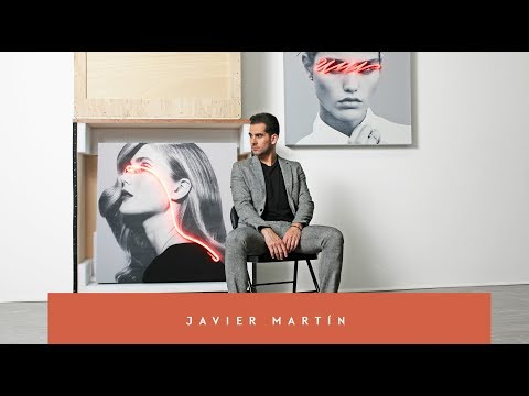 Online and Print Press for contemporary artist Javier Martin
