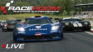 RaceRoom GT1 OVRC League Race Red Bull Ring | Live