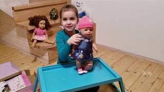 Купуємо одяг для Емелі (baby born doll clothes)