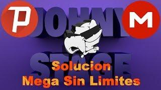 Megadownloader Error + Solución 100% 2018 - Descarga Sin Limites | WazaprakaShow