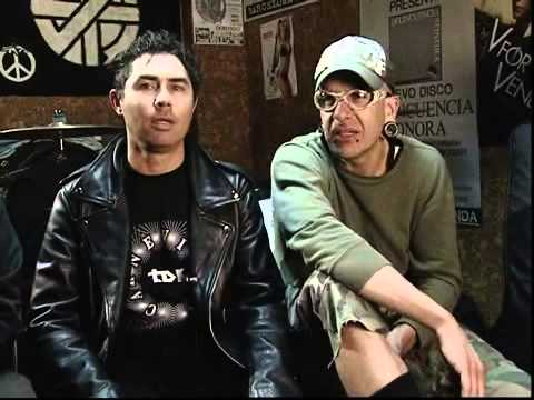 NO ACEPTO DVD 2 Documental punk