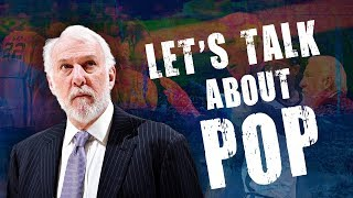 Danny Green and Rudy Gay talk about Gregg Popovich