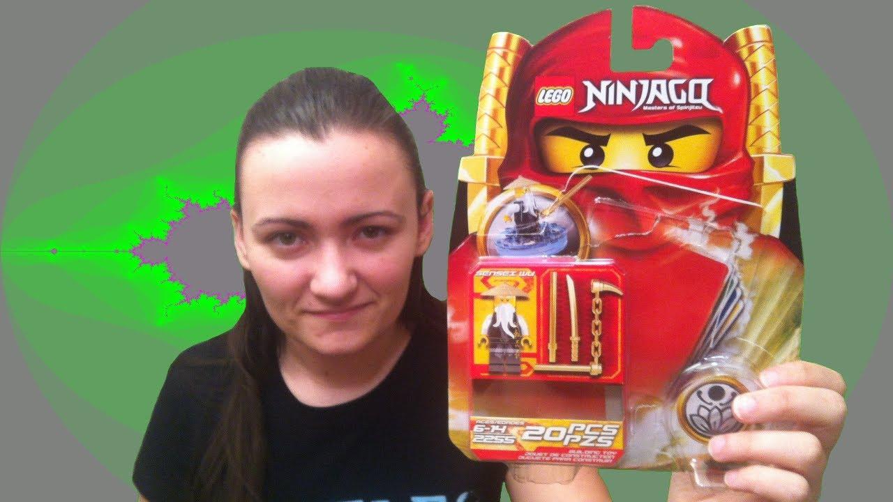 Lego 2255 sensei wu spinner lego ninjago review - Sensei ninjago ...