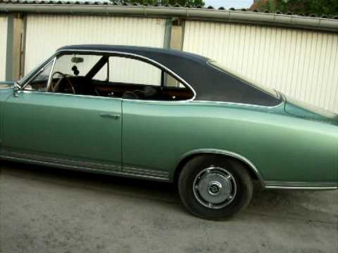 opel commodore a coup 1967 youtube. Black Bedroom Furniture Sets. Home Design Ideas