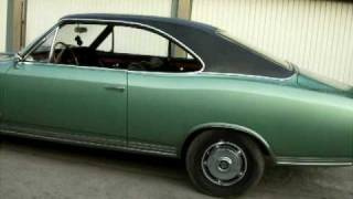 Opel Commodore A coupé 1967