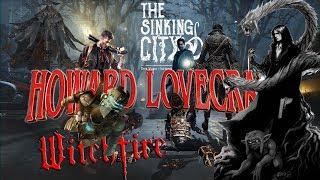 ЛУЧШИЕ игры по Лавкрафту | НОВИНКИ ХОРРОРА 2019-2020! (Sinking City, WitchFire)