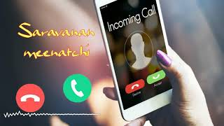 Saravanan meenatchi ringtone download    Free for mobile phones   RingtonesCloud.com.
