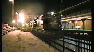 Conrail SEOP at Poughkeepsie, NY LISTEN to those GE