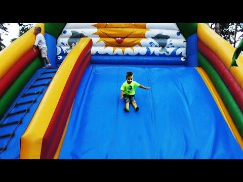 ★ Аттракционы Детская ПЛОЩАДКА Развлечения Детям Childrens Playground Entertainment for Kids Videos