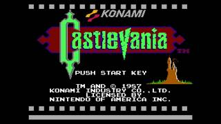 Castlevania NES Longplay - All Candles, All Secrets, No Deaths