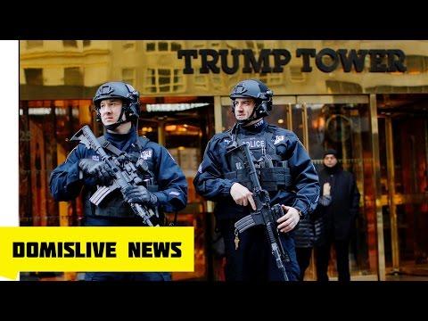 Possible Donald Trump ASSASSINATION Attempt at Trump Tower