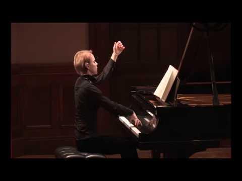 Corelli arr. Godowsky: Pastorale from Concerto Grosso in G minor; Magdalena Baczewska, piano