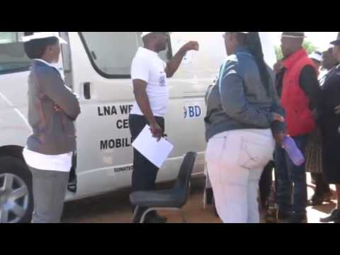 Lesotho Nurses Assosciation Documentary
