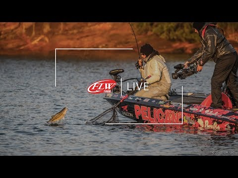 FLW Live Coverage | Lake Lanier | Day 4