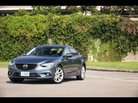满分!Mazda 6 Skyactiv-D